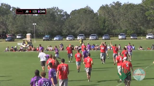 Club Nationals 2012: Johnny Bravo vs ...