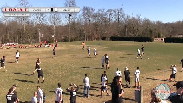 Queen City Tune Up 2015: UNC Wilmington v UMass (M Final)