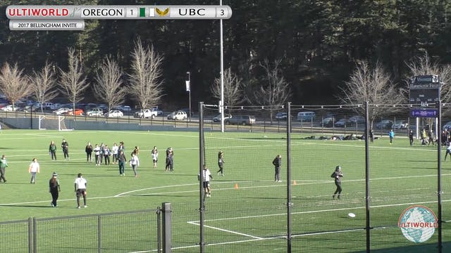 Oregon vs. British Columbia | Women's...