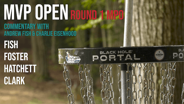 MVP Open | Round 1 Feature Card | Main Commentary