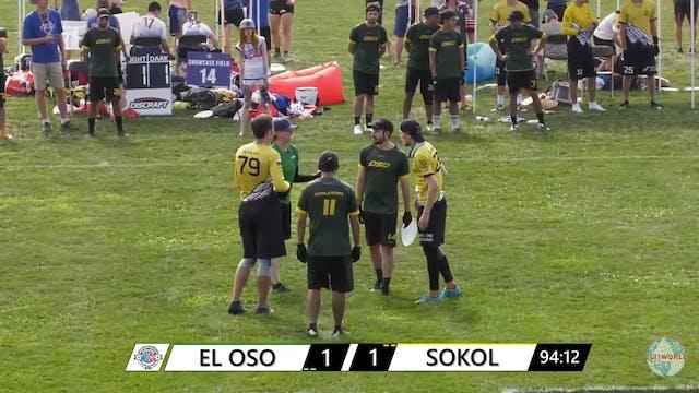 WUCC 2018 - Comunidad El Oso (COL) v. Sokol (RUS)