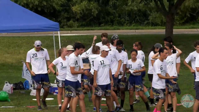 YCC 2019: #16 Indiana INcognito vs #13 Connecticut Harpoon (X Semi)