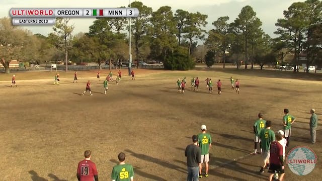 Oregon vs. Minnesota | Men's Pool Pla...