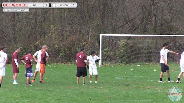 Lehigh vs. Indiana Wesleyan | Men's P...