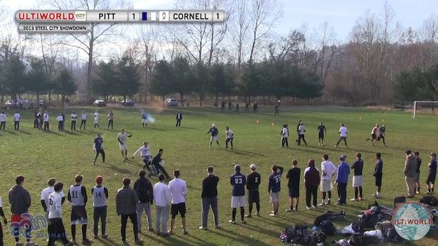 Pittsburgh vs. Cornell | Men's Pool Play | Steel City Showdown 2013