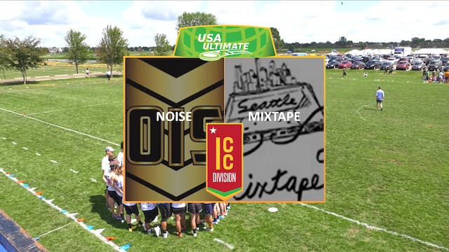 US Open 2017: Mixtape v. NOISE (X Poo...