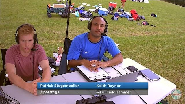 Pro Championships 2018: San Francisco Revolver v. Boston Dig (M Semifinal)