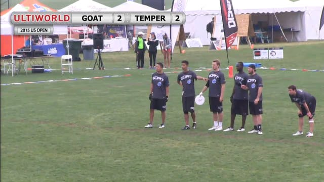 Temper vs. GOAT | Men's Pool Play | U...
