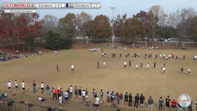 Classic City Classic 2017: Georgia v Georgia Tech (M Pool)
