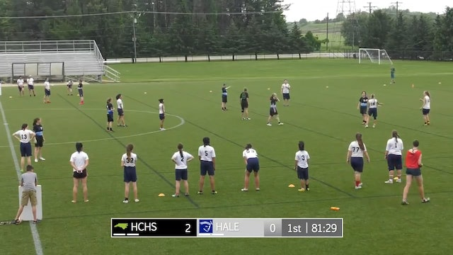 Nathan Hale vs. High Country | Girl's Final | High School National Invite 2018