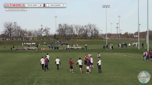 Wisconsin vs. Texas A&M | Men's Semif...
