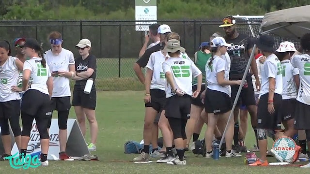Fury vs. Ozone | Women's Semifinal | Club Championships 2017
