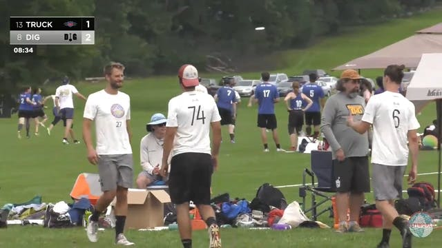 Pro Championships 2018: Boston DiG v. Washington DC Truck Stop