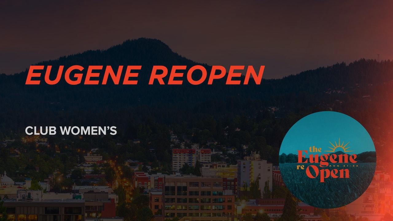 Eugene reOpen