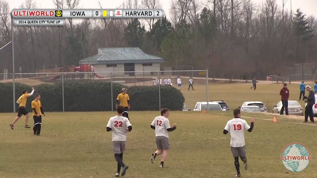 Iowa vs. Harvard | Men's Pool Play | ...