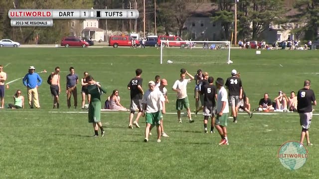 Dartmouth vs. Tufts | Men's 2nd Place...