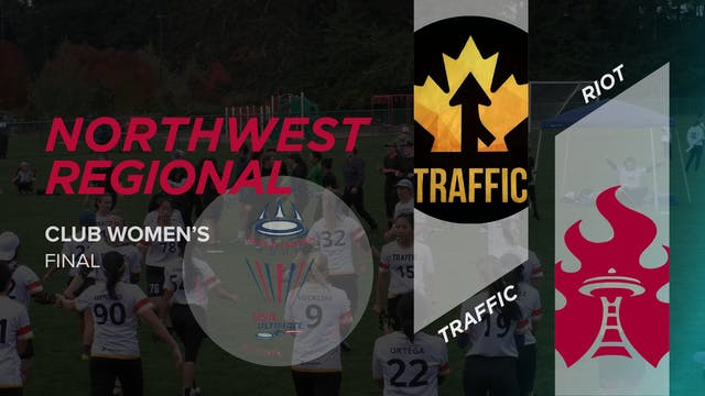 Traffic vs. Riot | Women's Final