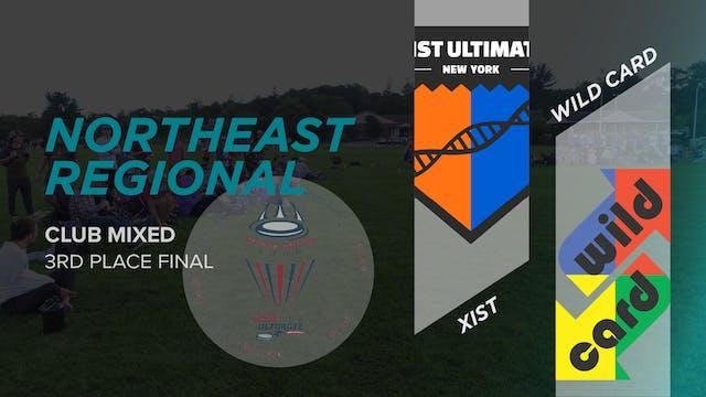 XIST vs. Wild Card | Mixed 3rd Place Final