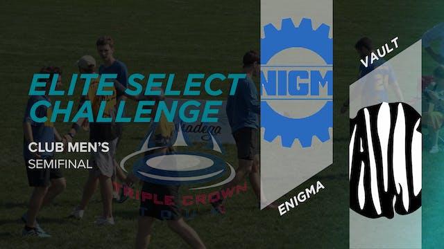 Vault vs. Enigma | Men's Semifinal