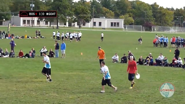 NE Regionals 2012: Ironside vs GOAT (...