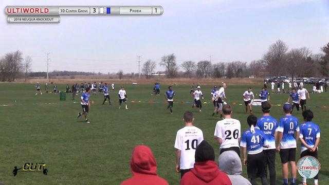 Center Grove vs. Paideia | Boy's Quarterfinal | Neuqua Knockout 2018