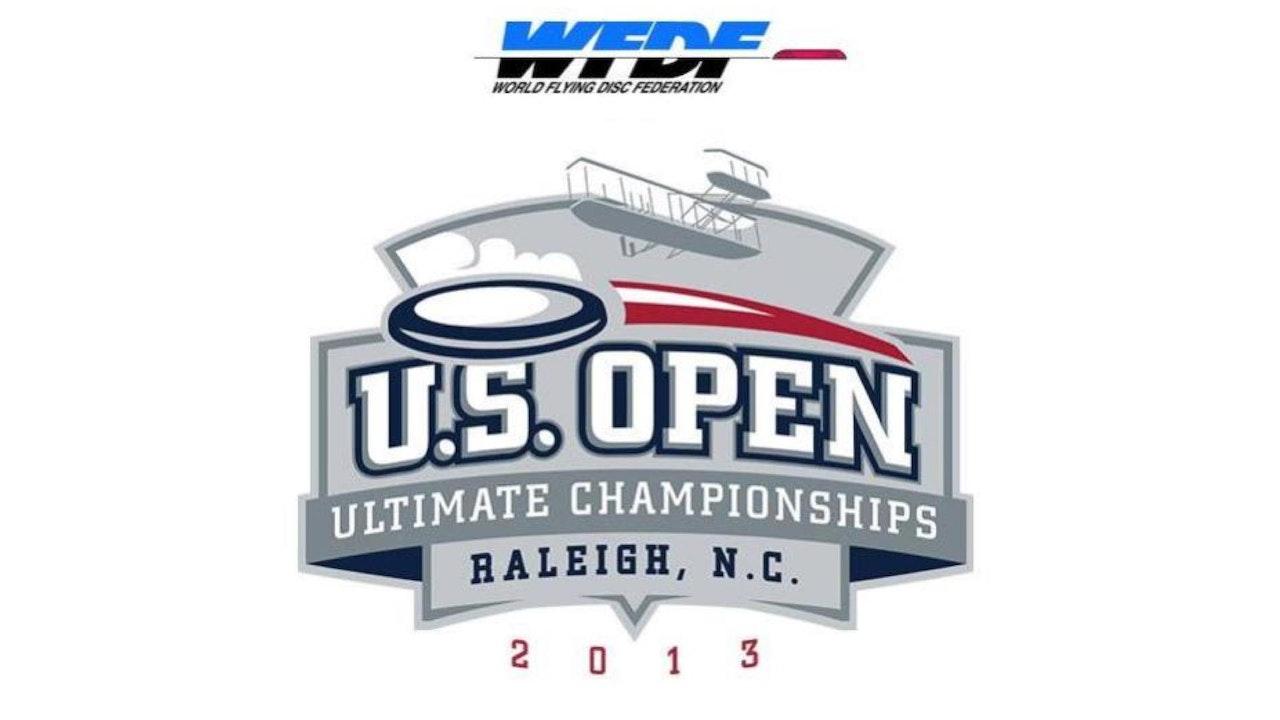 US Open 2013 (Men's/Mixed/Women's)