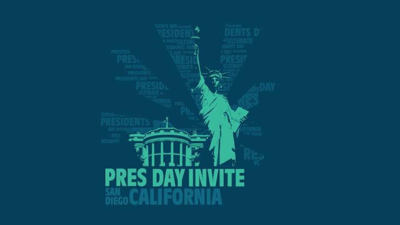 President's Day Invite 2019 (Women's/Men's)