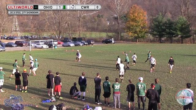 Ohio vs. Case Western Reserve | Men's Prequarterfinal | Steel City Showdown 2013