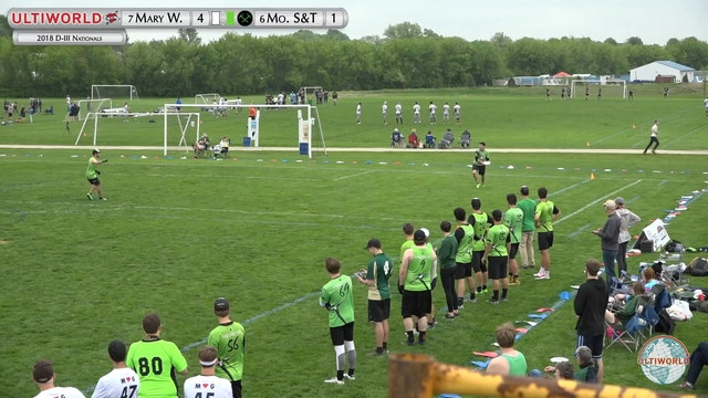 D-III Nationals: Mary Wash v Missouri S&T (M Pool)