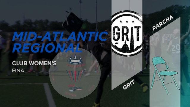 Grit vs. Parcha | Women's Final
