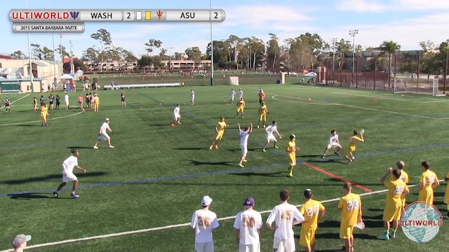 Arizona State vs. Washington | Men's ...