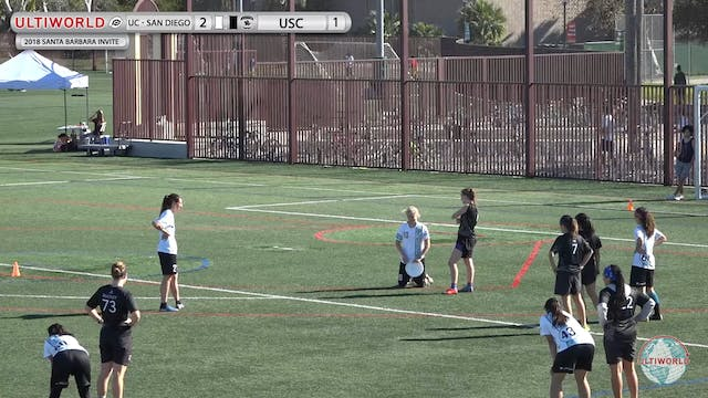 UCSD vs. USC | Women's Pool Play | Sa...