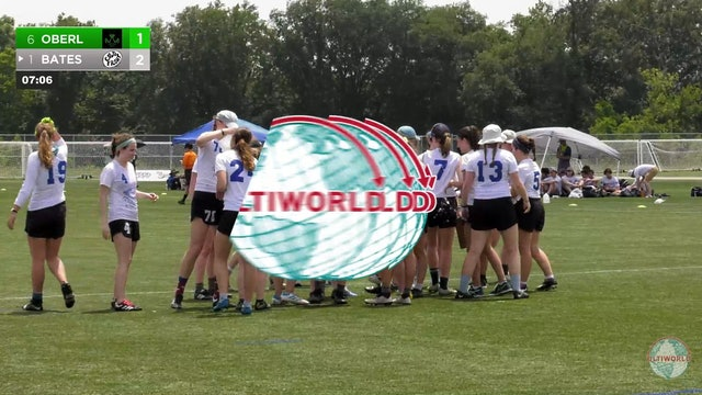 Oberlin vs. Bates | Women's Final | D-III College Championships 2019
