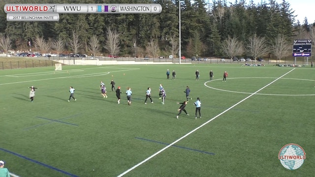 2017 Bellingham Invite - Washington v. WWU (W)