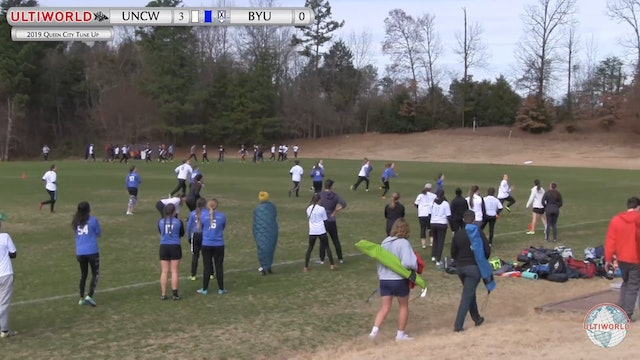 Queen City Tune Up 2019: BYU vs UNC Wilmington (W)