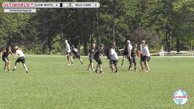 Slow White vs. Wild Card | Mixed 2nd ...