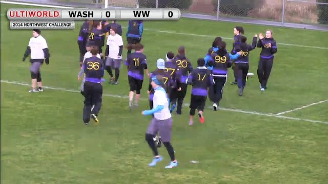Western Washington vs Washington | Wo...