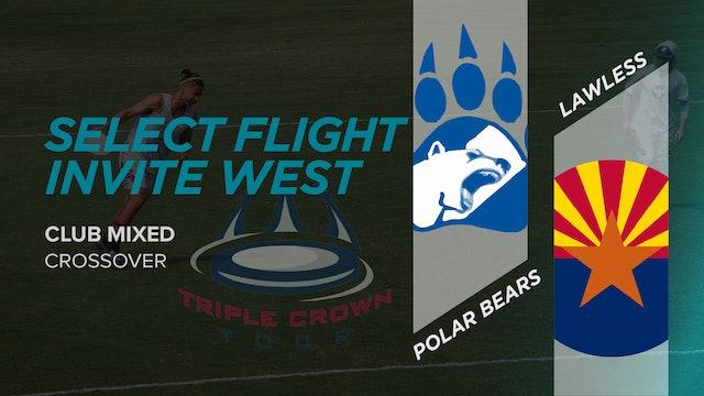 Lawless vs. Polar Bears   Mixed Crossover