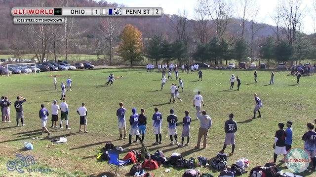 Steel City Showdown 2013: Ohio v Penn State (M)