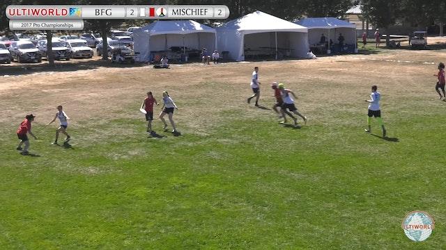Pro Championships 2017: BFG v. Mischi...