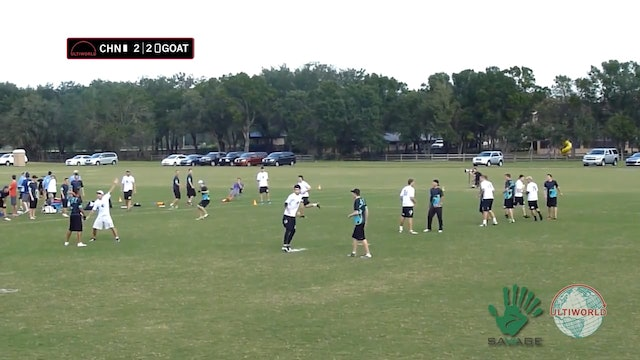 Club Nationals 2012: GOAT vs Chain Lightning (M)