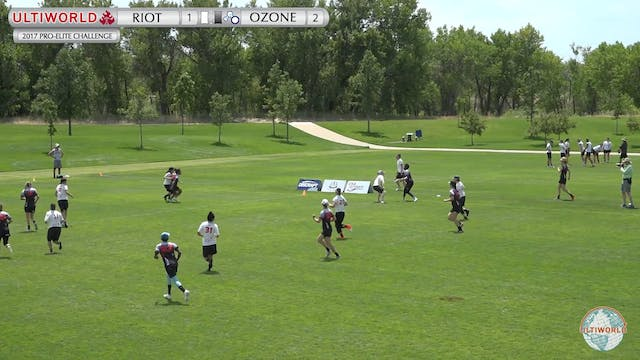 Riot vs. Ozone | Women's Pool Play | ...