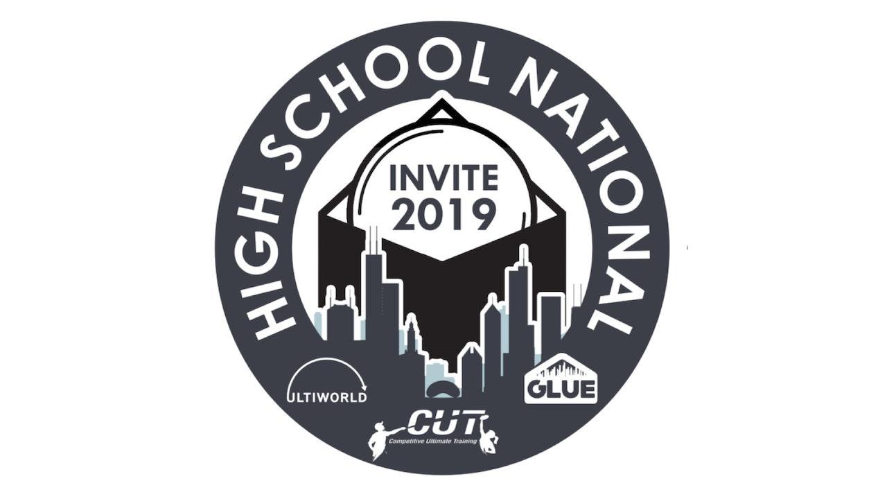 High School National Invite 2019 (Girls/Open)