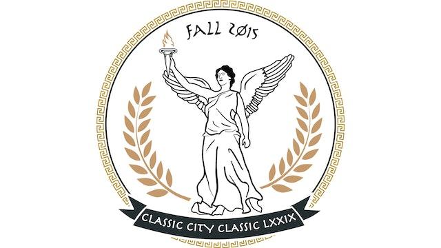 Classic City Classic (2015 College Men's)
