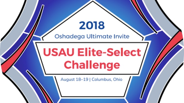 Elite-Select Challenge 2018 (Mixed/Women's/Men's)