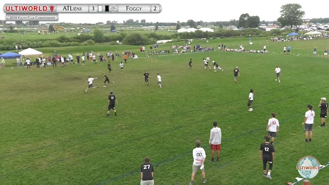 YCC 2018: Atlanta ATLiens v DC Foggy Bottom Boys [U20 Boys Semi]