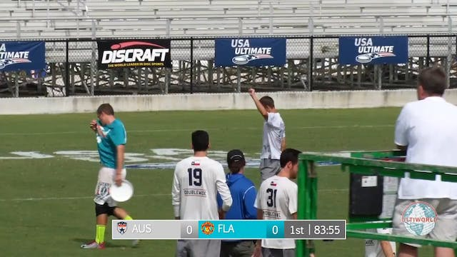Doublewide vs. Florida United | Men's Quarterfinal | Club Championships 2017