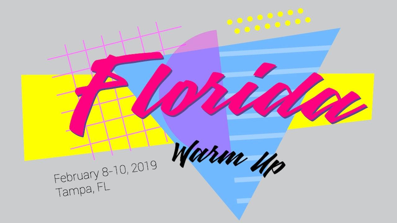 Florida Warm Up