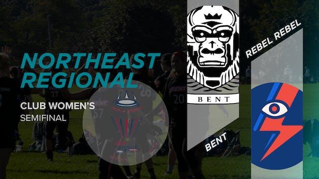 BENT vs. Rebel Rebel | Women's Semifinal