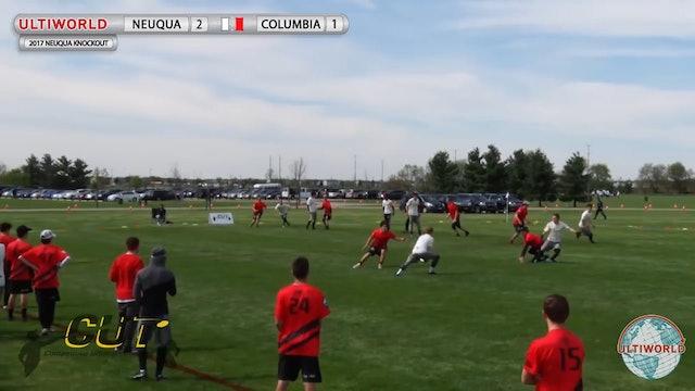 Neuqua Valley vs. Columbia | Boy's Pool Play | Neuqua Knockout 2017